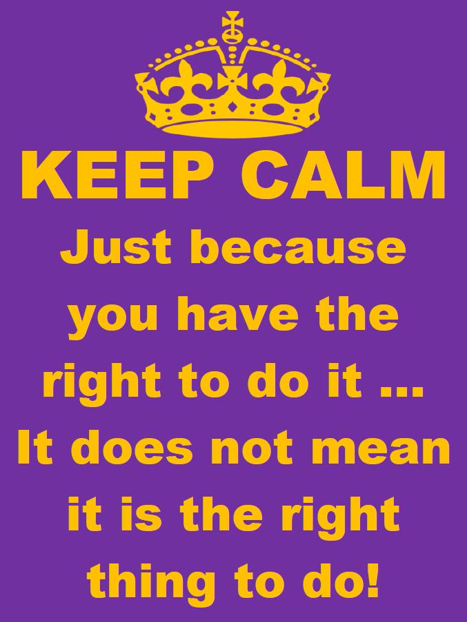 KeepCalmRight