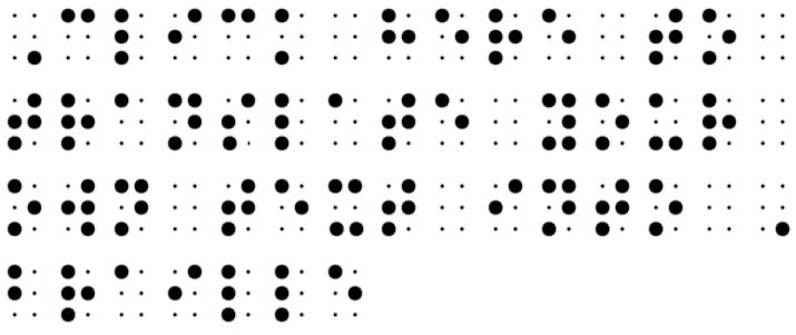 BrailleClickhere