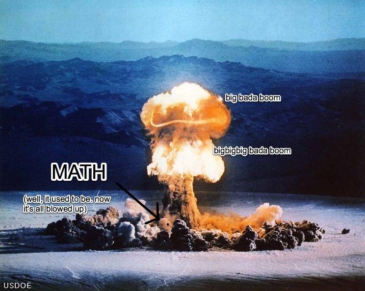mathexplosion