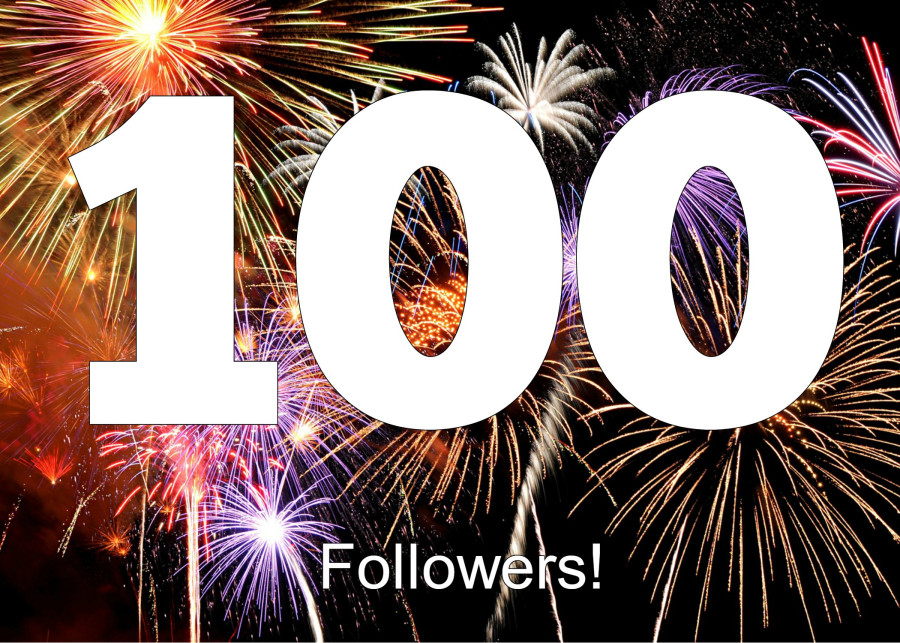 followers100Fireworks