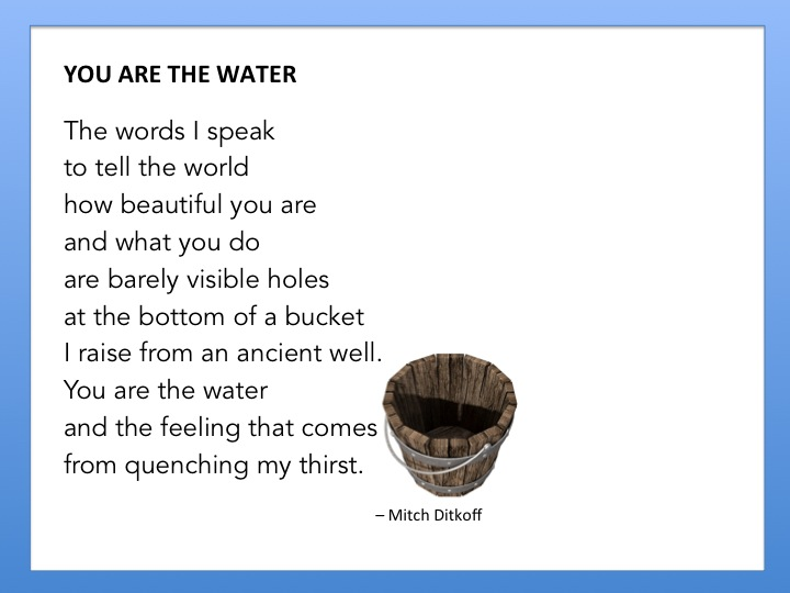QuenchYOUARETHEWATER