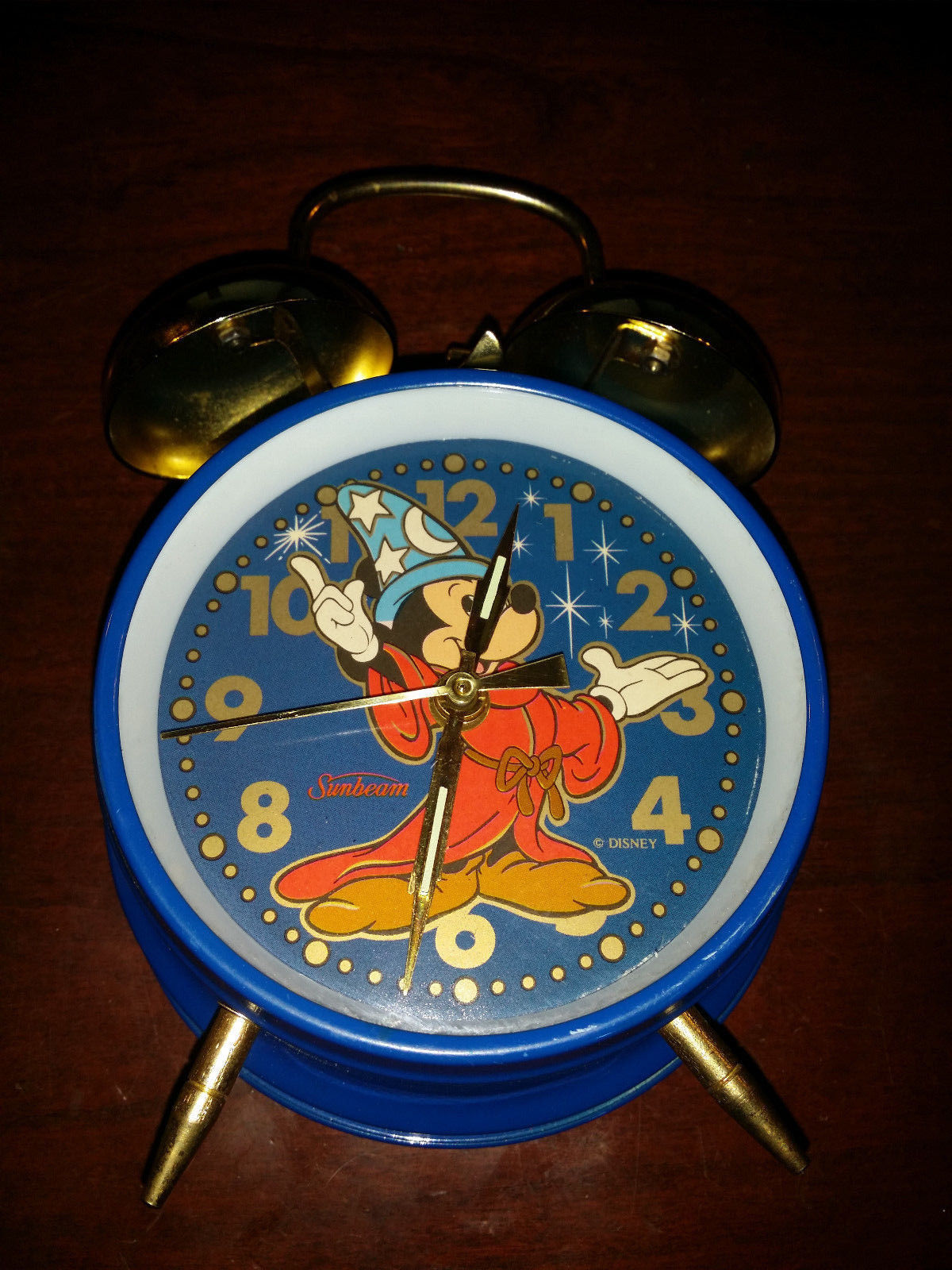 ClockMickey