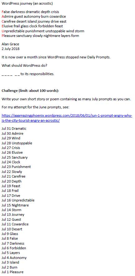 WordpressJourney