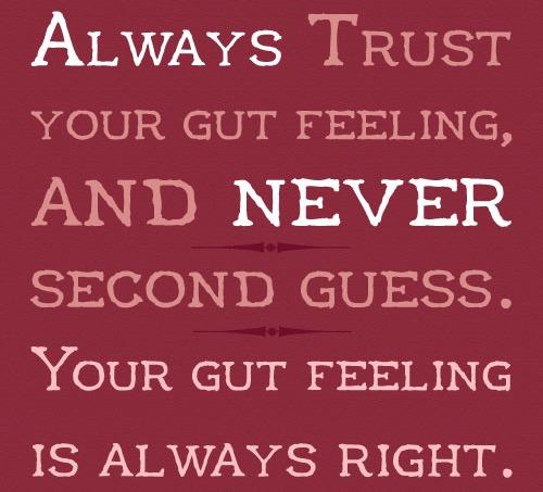 TrustYourGut